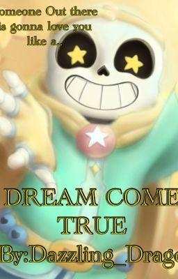 Cream A Dream Come True Dream X Cross Sans Chapter 34