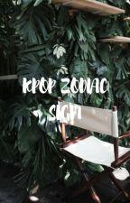 KPOP Zodiac Sign 2 ✘Cute ver.✘ by kookiysehunnie
