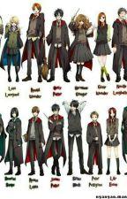 Zodiaki // Harry Potter by Candy___Night