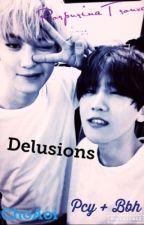 Delusions •  Pcy  +  Bbh  • by PorpurinaTrouxa