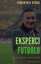 Eksperci Futbolu, Czyli Najlepsze Teksty Polskich Komentatorów by PingwinekDybus