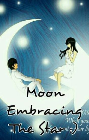 Moon Embracing The Star :)