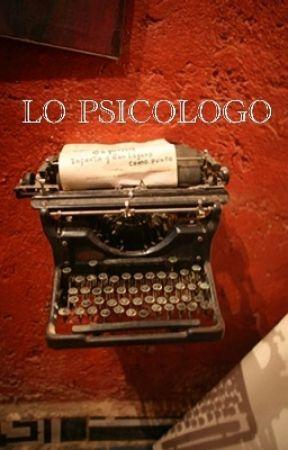LO PSICOLOGO by MatteoOrlati