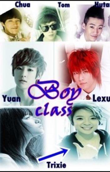 BOY CLASS (on going)
