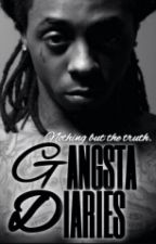 A Gangsta's Diary (SAMPLE) by shantii14__