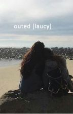 outed [laucy] by saintlaurmani