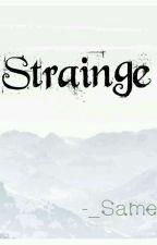 [Allkook] Strainge  by Cronkeii