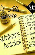 Writer's Adda!  by WRITERS_ADDA