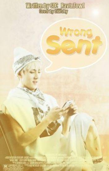 Wrong sent (ONE SHOT) [Oh Sehun]