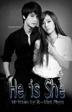 He is She by Rtist_Phyo
