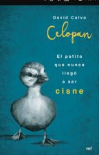 El patito que nunca llegó a ser cisne  by aanooniimaa_
