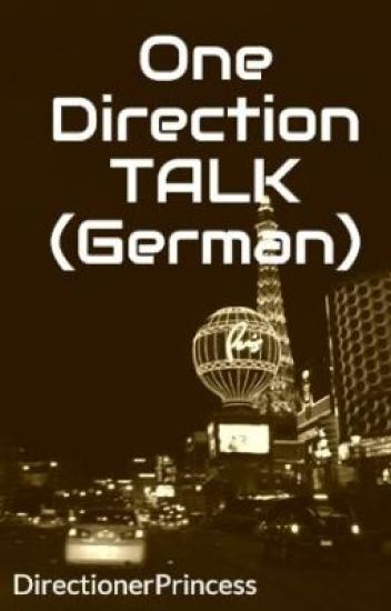 One Direction TALK (German)