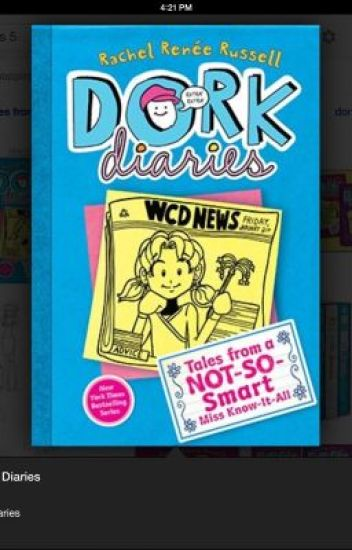 Dork Diaires:Tales From A Not So Smart Miss.Know-it-all [part 1]