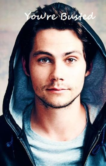 You're Busted. (Dylan O'Brien Spankfic.)