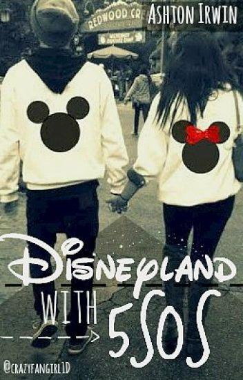 Disney with 5SOS © (Ashton Irwin)
