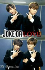 Joke or love || Vmin  by Rama_Bts