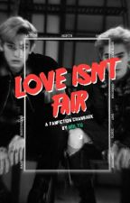 love isn't fair ✧ chan.baek  by Miilyu