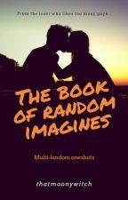 The Random Imagines Book by piecakes24