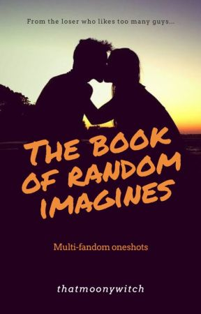 The Random Imagines Book by piecakes24