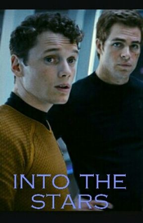 Into the Stars: A Star Trek Fanfiction - Chapter Two: Shields up