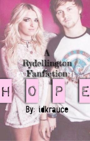 Hope: rydellington (slow updates) by Nicolevegax