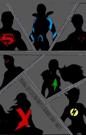 Young Justice/Batboys x Reader One-shots by Lady_Epsilon