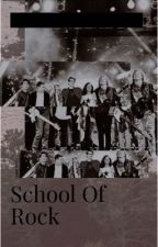 School of rock - Flemmer y zomika  by silviamarinachang