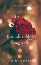 Mis adorables hermanos (Diabolik Lovers y Tú)  by NozomiXDXD
