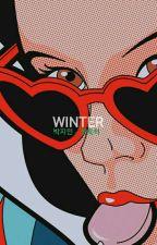 ・winter // hopemin ・ by chimzxkitten