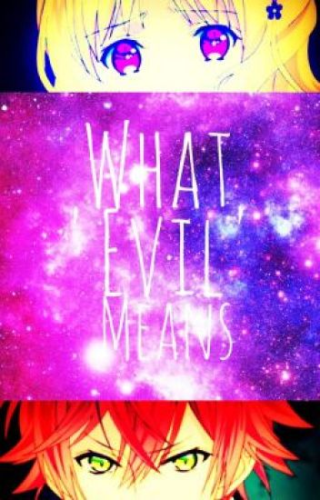 What 'Evil' Means.