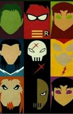 Young Justice x Readers (Mainly) by RocketRiley