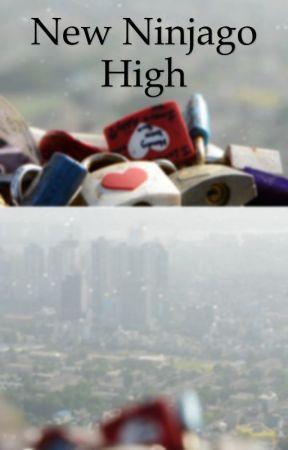 New Ninjago High by loveninjagojay