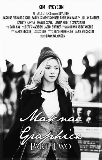 Maknae Graphicx II