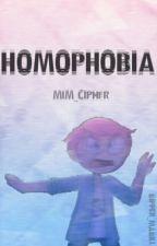 Homophobia .:Fedix:. [E D I T A N D O]  by Mim_Cipher