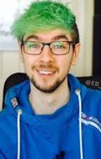 Jr. High Jacksepticeye X Reader by piratealex1001