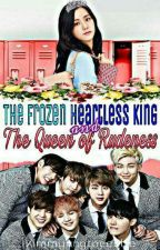 THE  FROZEN HEARTLESS   KING AND QUEEN OF RUDENESS by Kimmyungtaecelle