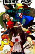 Baby Pup (Young Justice X Baby) by T-O-W-L