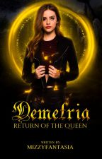 The Long Lost Demitri by MizzyFantasia