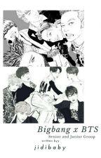 BIGBANG X BTS by jidibaby