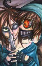 Мой Любимый Брат Убийца by JeffyDrowned443
