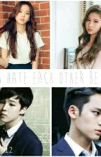 ❤ WHEN HATE EACH OTHER BE LOVE ❤  by minyoora12