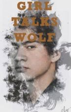 GIRL TALKS WOLF// CALUM HOOD by rebeccaneedfood