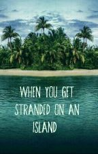 When You Get Stranded On An Island  by thcjasmine