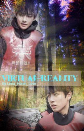 Virtual Reality ~ VKook FF #wattys2017 by lena_horan_love