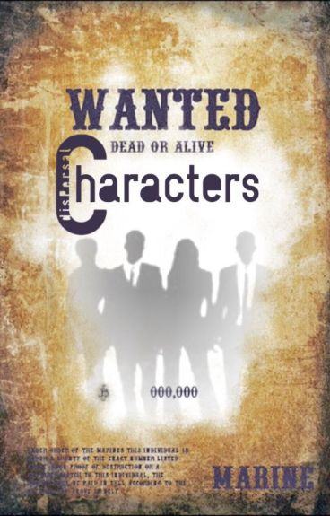 Characters Wanted!