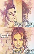 Badboy and Badgirl? by Izzzzyyy_