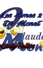 Les 4èmes 2 de Monet by LadyFolle