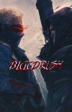 Bloodrush (76 x Reader x Reaper) by MeiSanniang