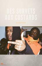Ousmane « Des survêts au costards » by Pvrsh_