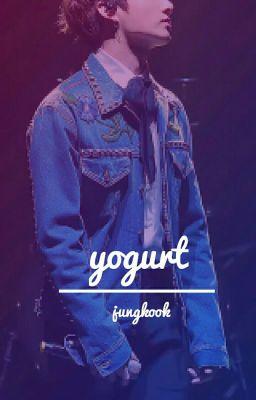 jungkook | yogurt